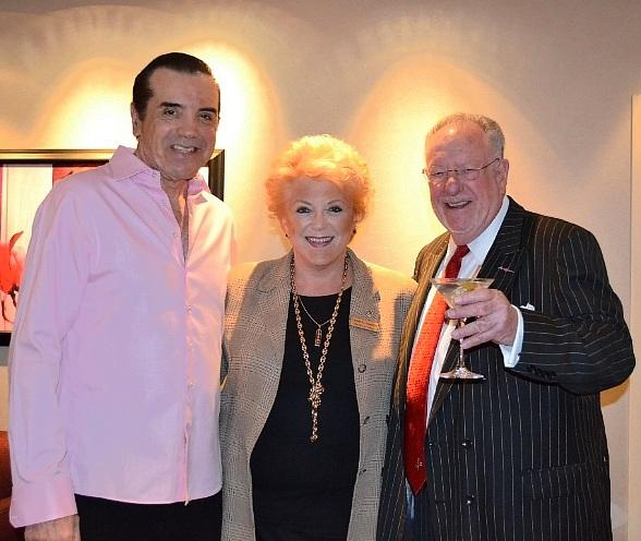 Palminteri, Mr. & Mayor Goodman at The Mirage