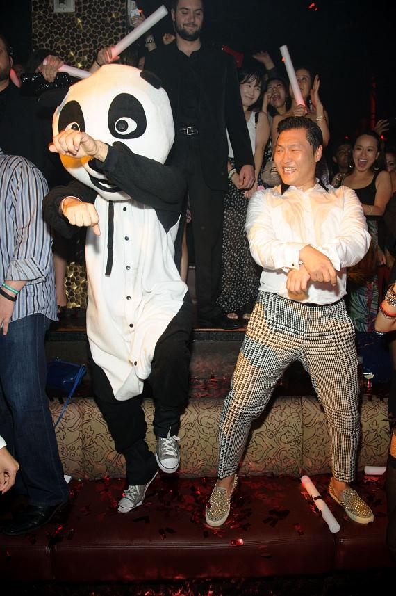 PANDA ...MK Ultra Panda-and-PSY-Gangnam-Style-at-TAO-570