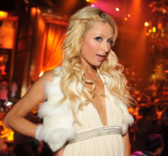Paris Hilton at XS