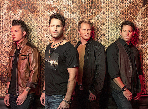 Country Group Parmalee Saddles Up for National Finals Rodeo Weekend at The Foundry inside SLS Las Vegas on Dec. 10