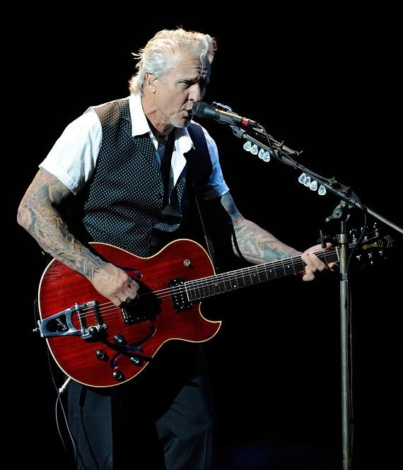 Neil Giraldo performs at The Pearl at Palms Casino Resort