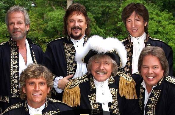 Paul Revere and the Raiders and The Cowsills Bring 60's Hits to Eastside Cannery