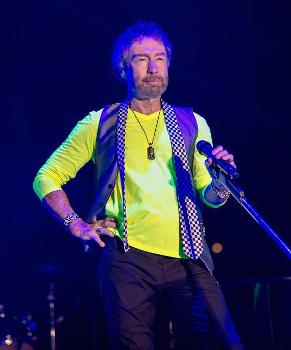 Paul Rodgers at the DLVEC