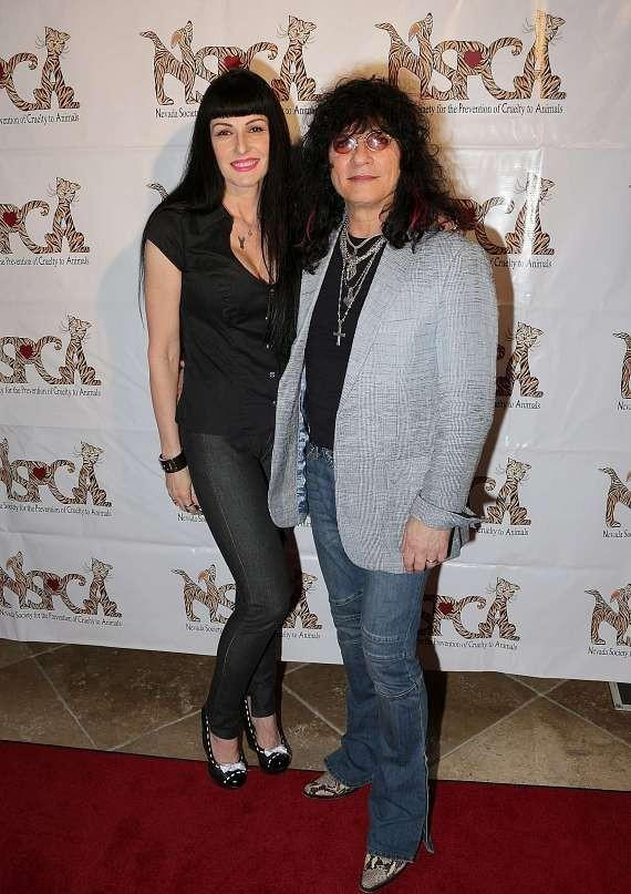 Paul and Carmen Shortino at NSPCA Animals in Wonderland