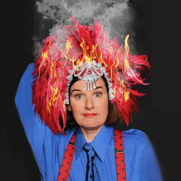 "Paula Poundstone Brings ""Hottest Show in Vegas"" to The Orleans Showroom Jan. 25-26"