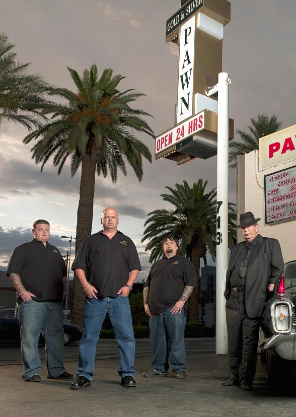 Pawn Stars and Experts Now Offering Autograph Sessions at Gold & Silver Pawn Shop