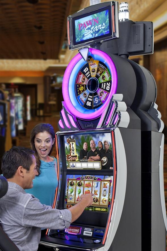 Bally Technologies Unveils New Branded Video Slot Game Based on HISTORY's Hit Television Series Pawn Stars