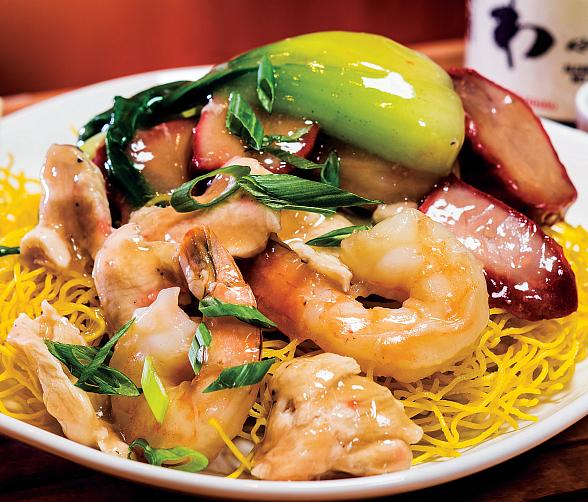 All-New Peng Zu Asian Restaurant Now Open at Suncoast Hotel and Casino
