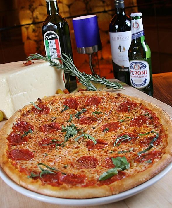 Trevi Offers $9.99 Pizzas Through October for National Pizza Month