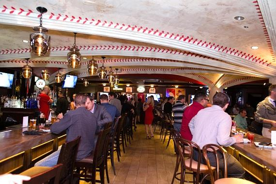 First Down and Ten (Drinks) to Go for Big Game Viewing at Pete Rose Sports Bar & Grill Feb. 7