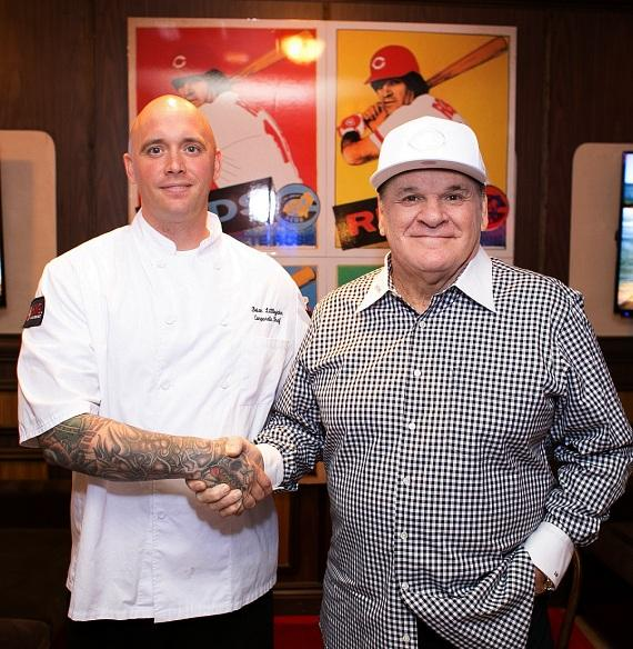 te Rose and Chef Littlejohn