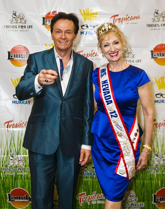 Peter Pavone and Ms. Nevada