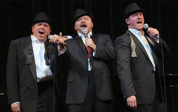 Phantom Singers to Open 'THE PHAT PACK' at Plaza Hotel & Casino