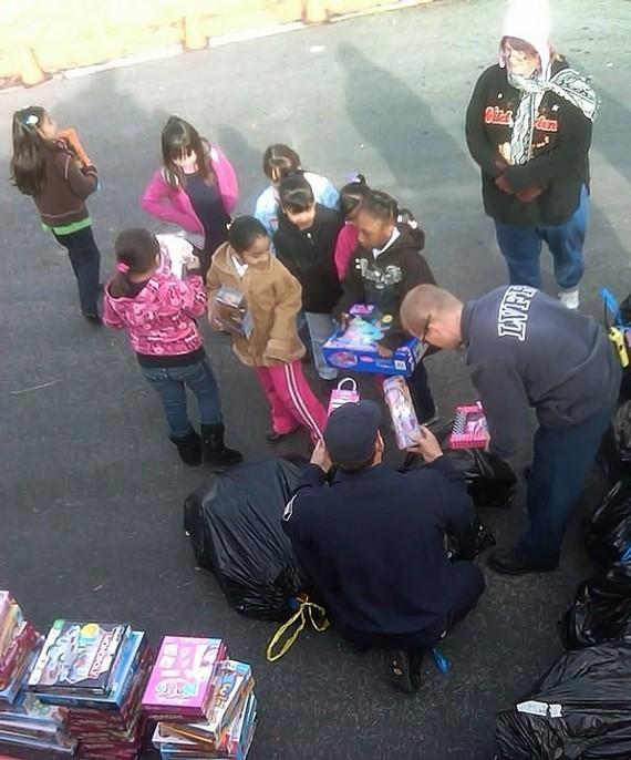 "Firefighters of Southern Nevada Burn Foundation to Kick Off 13th Annual ""Fill The Fire Truck"" Toy Drive"