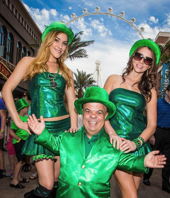 O'Sheas BLOQ Party at The LINQ Promenade to be Las Vegas' Luckiest St. Patrick's Day Celebration