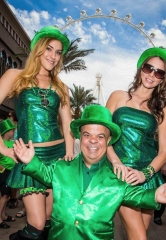 O'Sheas BLOQ Party at The LINQ Returns as Ultimate St. Patrick's Day Celebration March 17