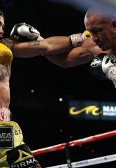 "Miguel 'Mickey' Roman Defeats Orlando 'Siri' Salido in Fight of the Year Candidate and Main Event of ""HBO Boxing After Dark"" at Mandalay Bay Resort and Casino in Las Vegas"