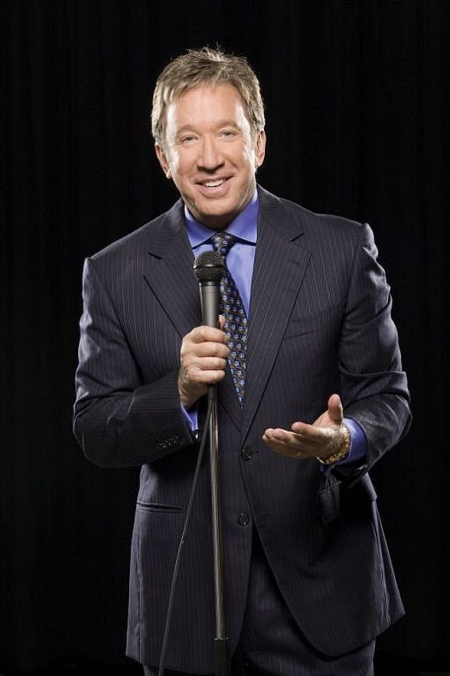 Tim Allen Brings His Stand-Up Comedy Routine Back to The Sands Showroom