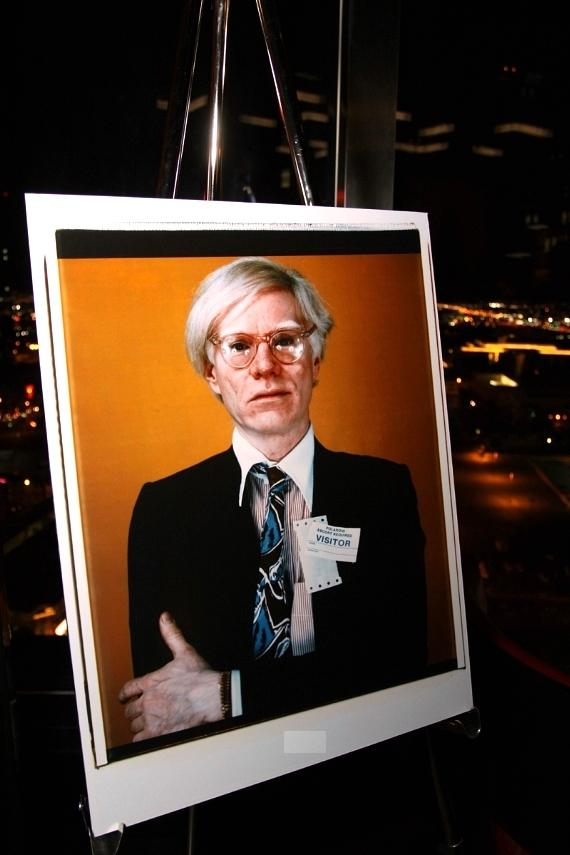 Photo of icon Andy Warhol