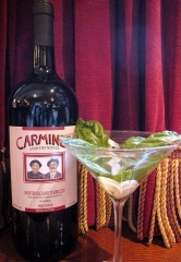 "Celebrate ""National Garlic Day"" at Carmine's in The Forum Shops at Caesars"