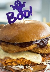 So Good, It's Scary: Blue Ribbon Fried Chicken's Boo! Bird is the Treat You Don't Want to Miss This October