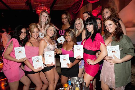 Pink contest winners at LAVO