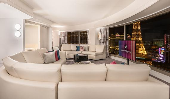 Ultra Panorama Suite at Planet Hollywood Resort & Casino