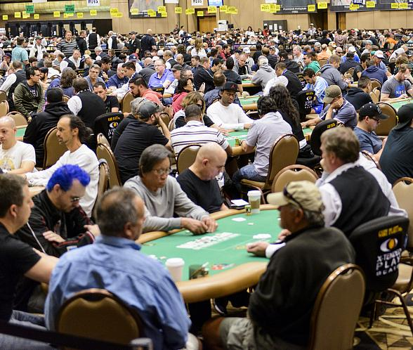 2015 World Series of Poker Reaches Halfway Mark on Record Pace
