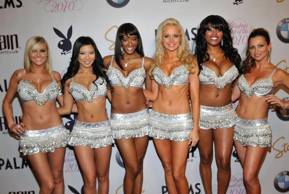 The Playmate Dancers