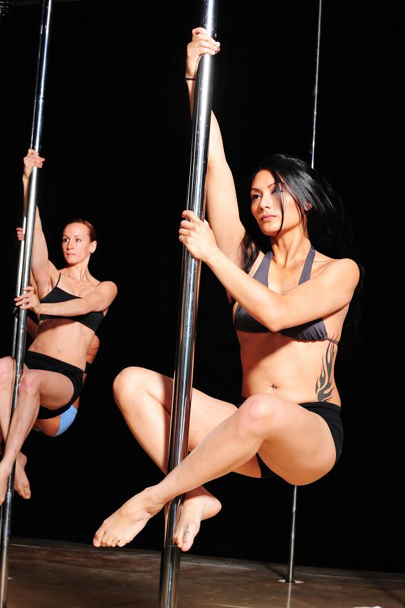 Pole Fitness at Shine
