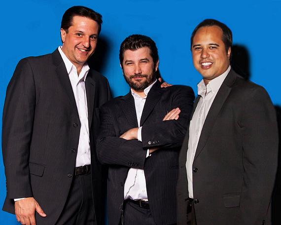 The Sapphire Comedy Hour is produced by Douglas Leferovich, Brett Feinstein and Philip Peredo.