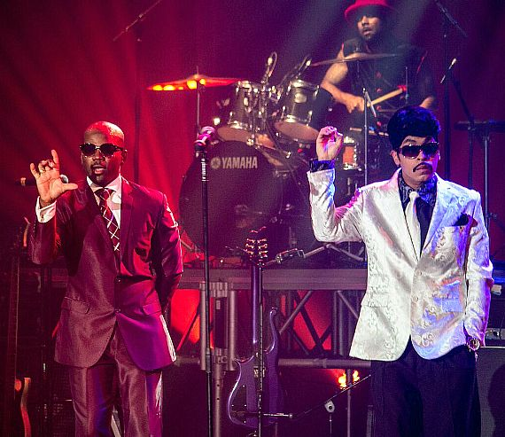 Tropicana Las Vegas celebrates newest headlining show, Purple Reign, with Grand Opening celebration
