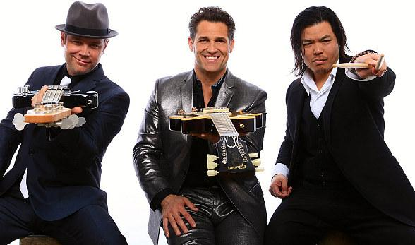 """Reckless in Vegas"" hosts Rat-Pack-Inspired Costume Party, Concert at The Smith Center for the Performing Arts Oct. 30"