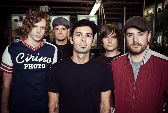 Relient K Performs at Orleans Arena on Dec. 18