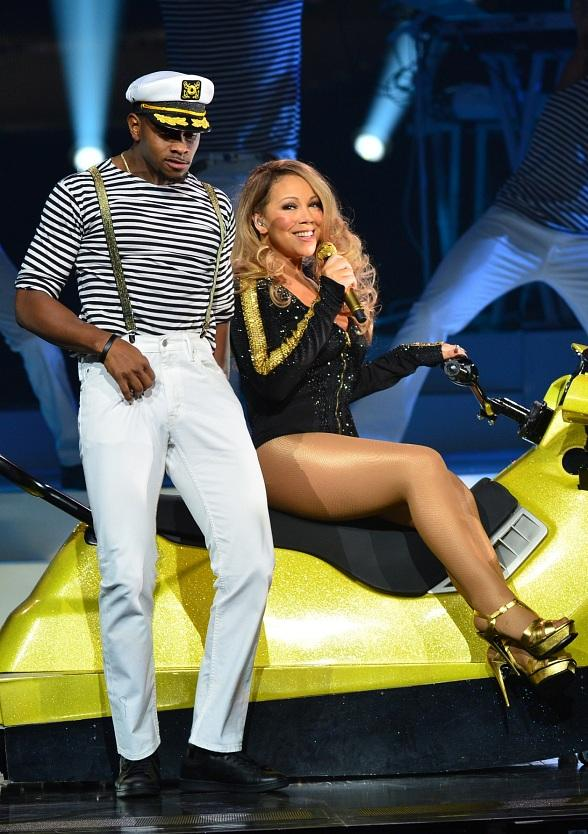 """Mariah Carey Debuts New Show """"Mariah #1 to Infinity"""" to Sold Out Crowd at The Colosseum at Caesars Palace"""