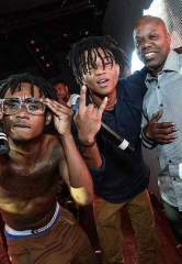 Rae Sremmurd & Too Short at Worship Thursday at TAO