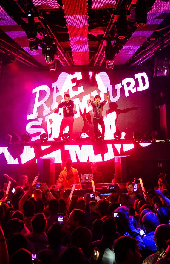 Rae Sremmurd perform  TAO in Las Vegas