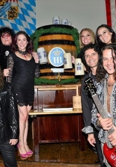 """Tanked"" and ""Raiding The Rock Vault"" Stars Celebrate Oktoberfest at Hofbräuhaus Las Vegas"