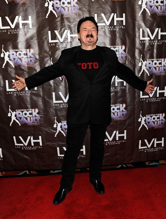 Raiding the Rock Vault Guest Performer Bobby Kimball