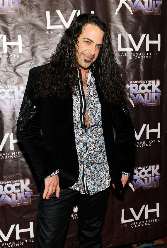 Raiding the Rock Vault Keyboardist Michael T. Ross