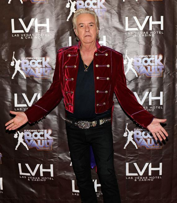 Raiding the Rock Vault Star Howard Leese