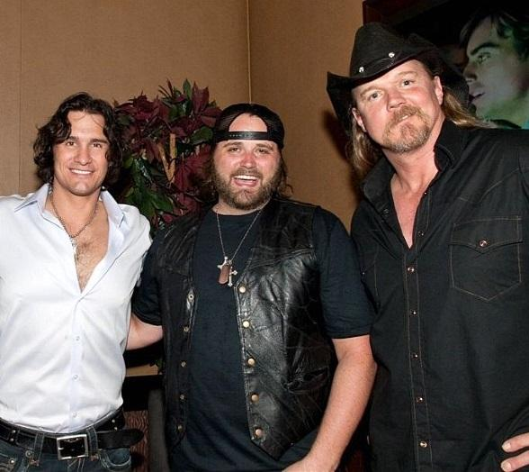 Joe Nichols, Randy Houser and Trace Adkins