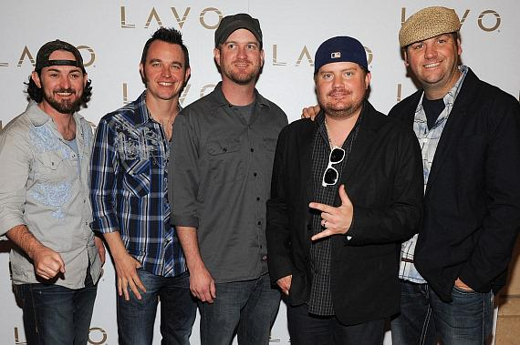 Randy Rogers Band at LAVO