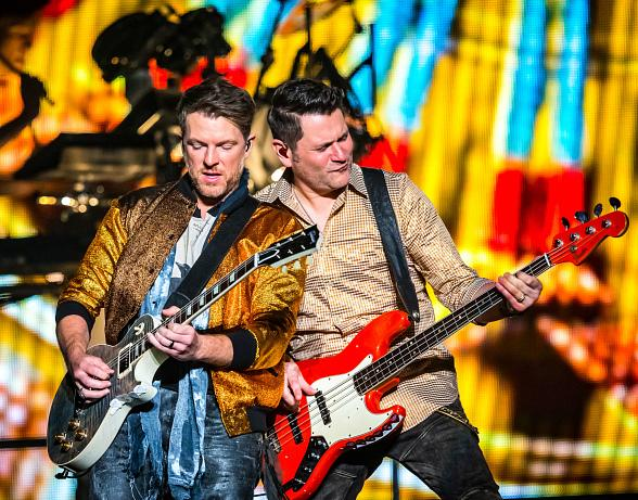 "Rascal Flatts Launches Second Residency ""Rascal Flatts Rhythm & Root"" at The Joint at Hard Rock Hotel & Casino Las Vegas"