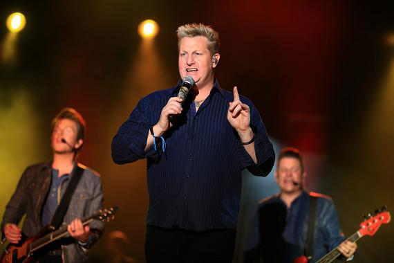 Rascal Flatts at ACM Party for a Cause