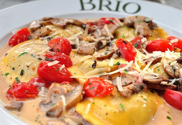 BRIO Tuscan Grille to Celebrate in Honor of National Ravioli Day with Half Priced Ravioli Dishes on March 18