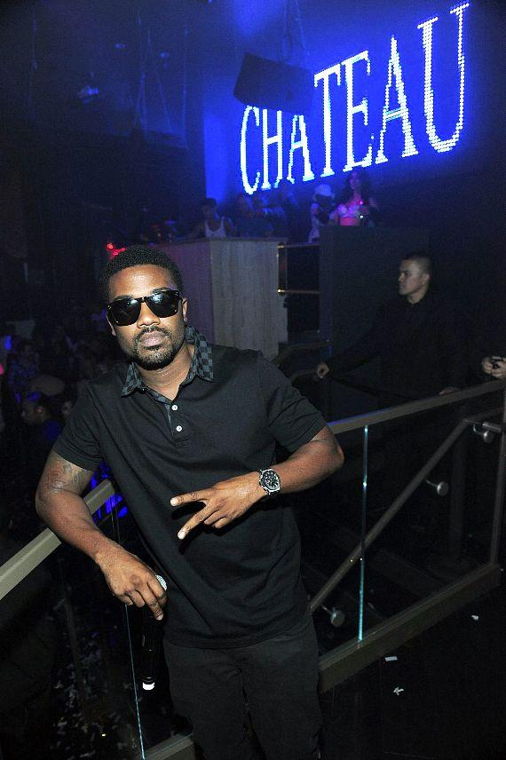 Ray J at Chateau Nightclub & Gardens