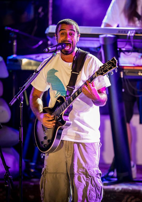 Rebelution Performs at Boulevard Pool at The Cosmopolitan of Las Vegas