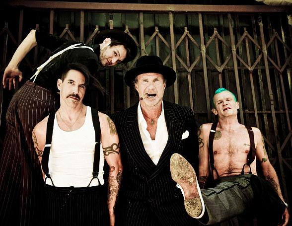 Red Hot Chili Peppers will perform at The Chelsea on New Year's Eve
