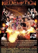 3PW Wrestling Returns to Las Vegas for REDEMPTION on Saturday, February 20!